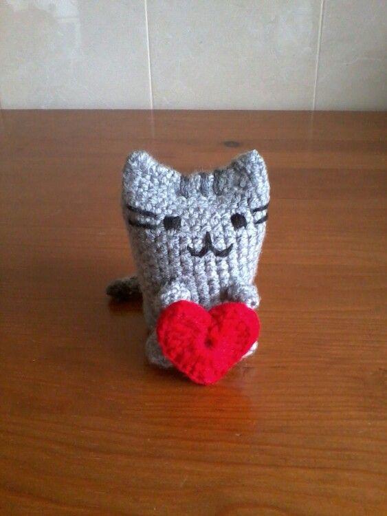 Pusheen Cat Amigurumi Pattern : Pusheen Crochet Pinterest Pusheen