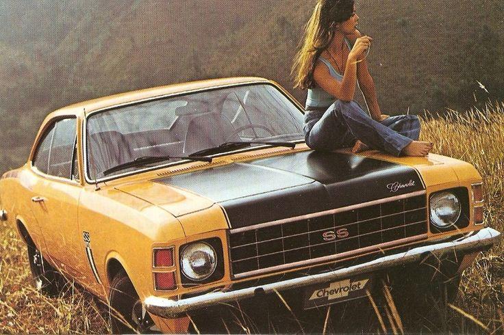 1975 CHEVROLET OPALA SS