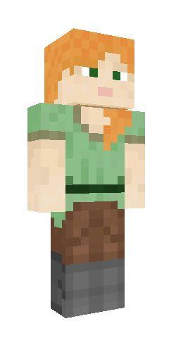 GeorgeNotFound Minecraft Skin Sticker by rylee2020