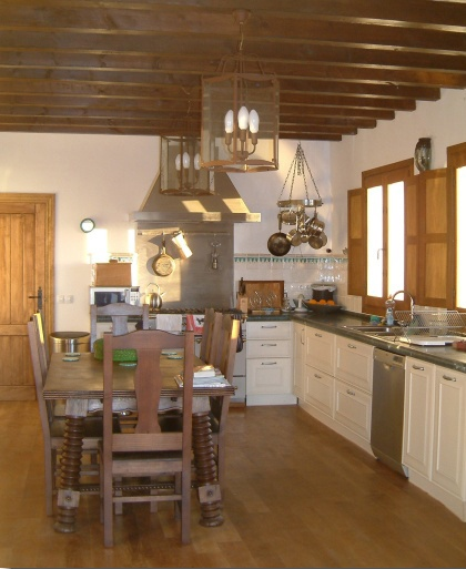 My favourite room in the house... the kitchen!
