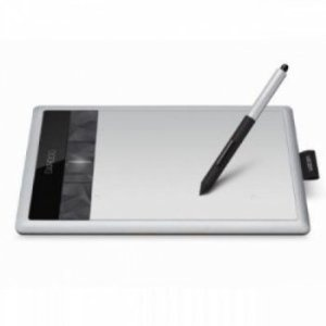 Wacom Bamboo Fun Small Graphics Tablet: small version may be what I go for if I get this myself £84.97