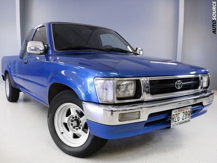 1994 Toyota Pickup Manual $7995 http://www.autosourcehawaii.com/inventory/view/9923605