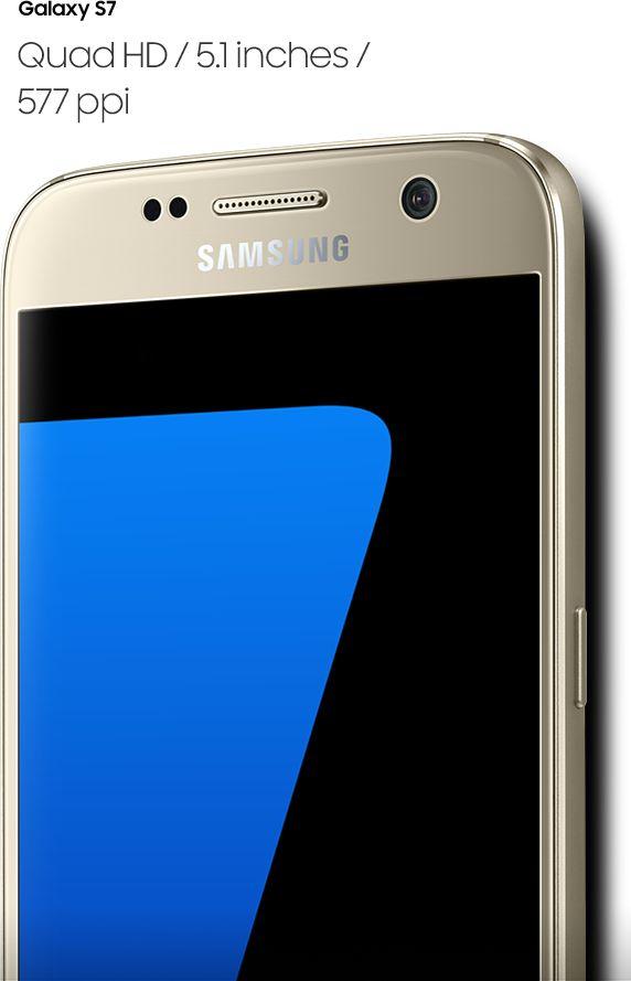 Samsung Galaxy S7 edge G935F 32 GB Black - Okostelefonok