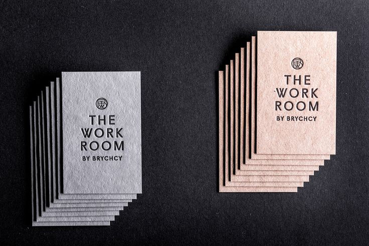 The Work Room brand identity by @Blürb Studio  See more: https://mindsparklemag.com/design/the-work-room-branding/  More news: Like Mindsparkle Mag on Facebook