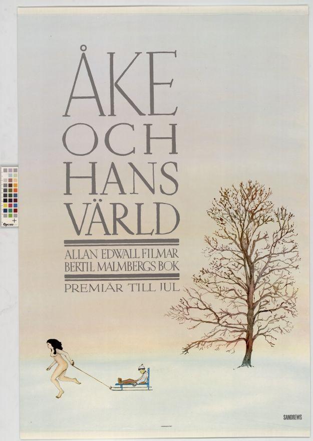 Åke och hans värld (1984) – The Swedish Film Database