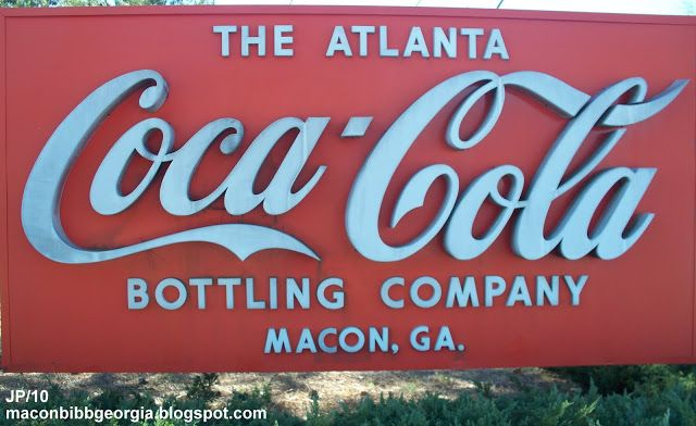 Coca Cola Bottling Company, Macon, GA