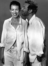 Annie Lennox & Dave Srewart