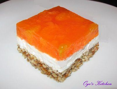 Hawaiian Pretzel Dessert