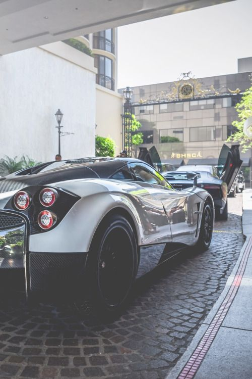 Pagani Huayra...2.5 Million Dollars Later.