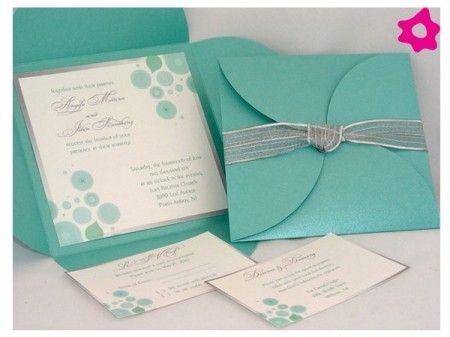 invitaciones para boda color menta - Buscar con Google