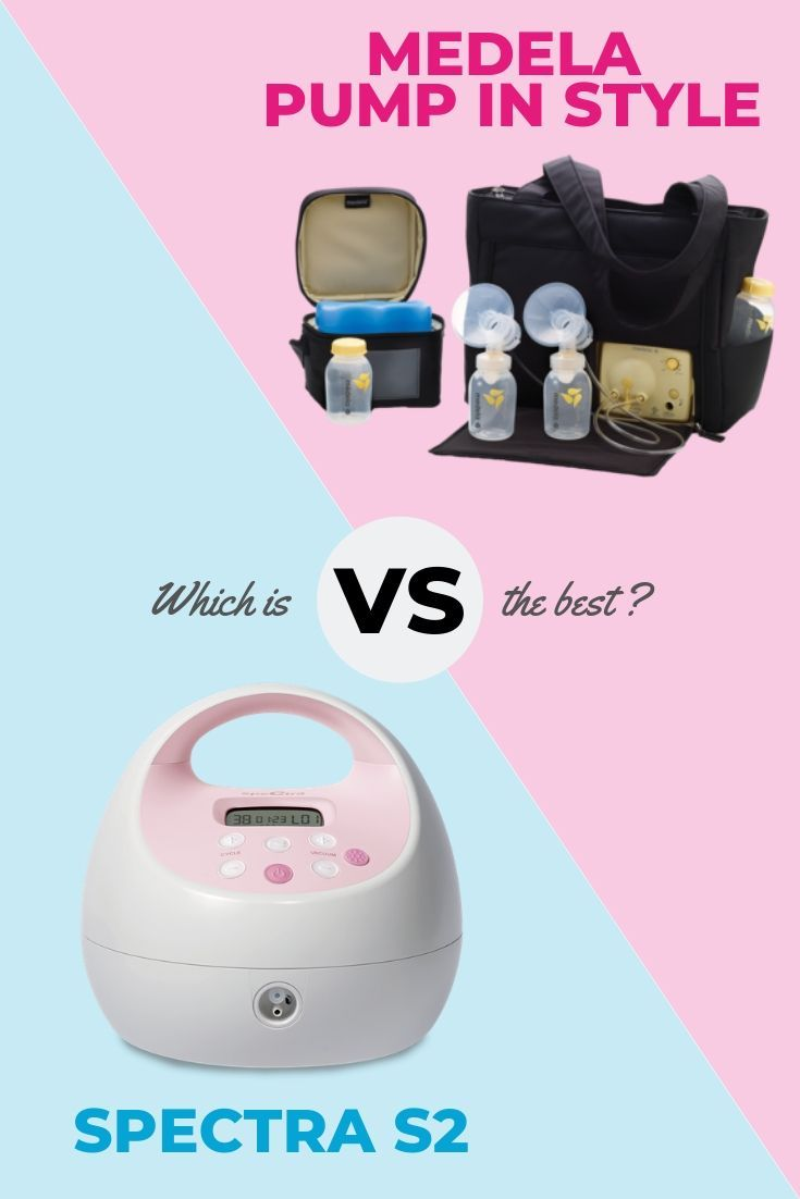 Battle Of The Pumps Spectra S2 Vs Medela Pump In Style Medela Pump In Style Medela Pump Pumping Moms