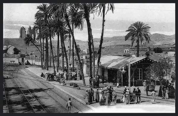 محطة قطار أسوان عام 1910 Reem Places To Visit Egypt Old Egypt