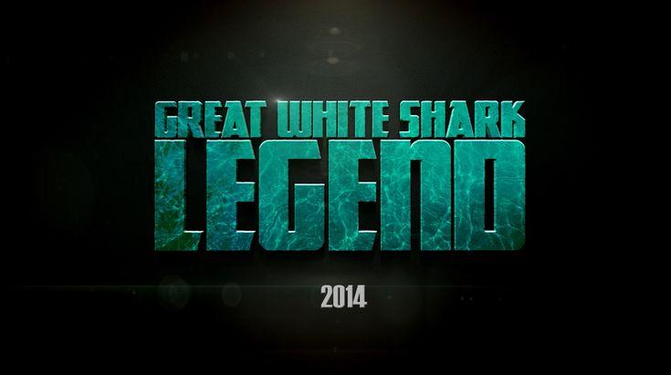 Great White Shark Legend teaser trailer!