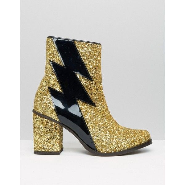 1000  ideas about Gold Ankle Boots on Pinterest | Gold sparkle ...