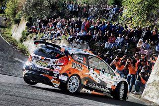 TIEMPO DE DEPORTE: El Rally Islas Canarias ultima los preparativos de...