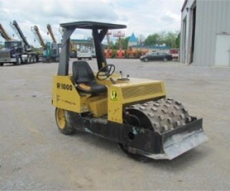 Search Used 2010 #Wacker R1000B #Compactor in Frankfort @ http://www.hifimachinery.com