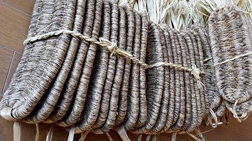 竹皮健康草履(ぞうり) 室内スリッパ 室内履き bamboo 虎斑竹専門店 竹虎