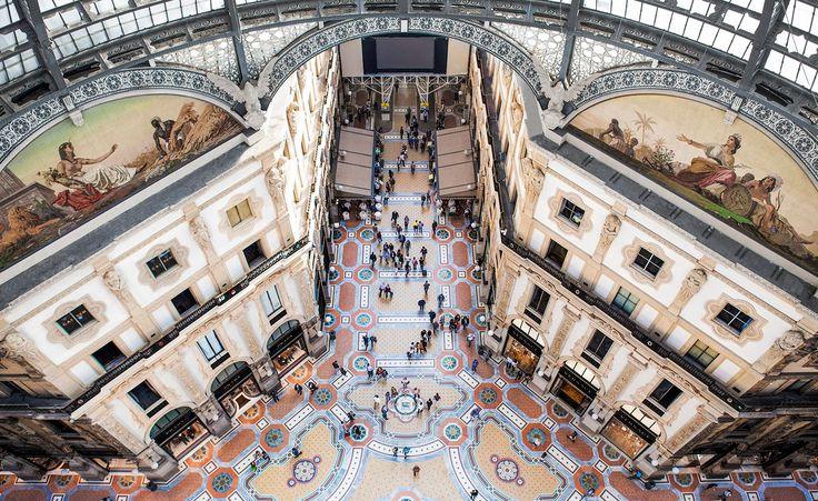 Prada and Versace unite to restore Milan's Galleria Vittorio Emanuele II landmark | Architecture | Wallpaper* Magazine