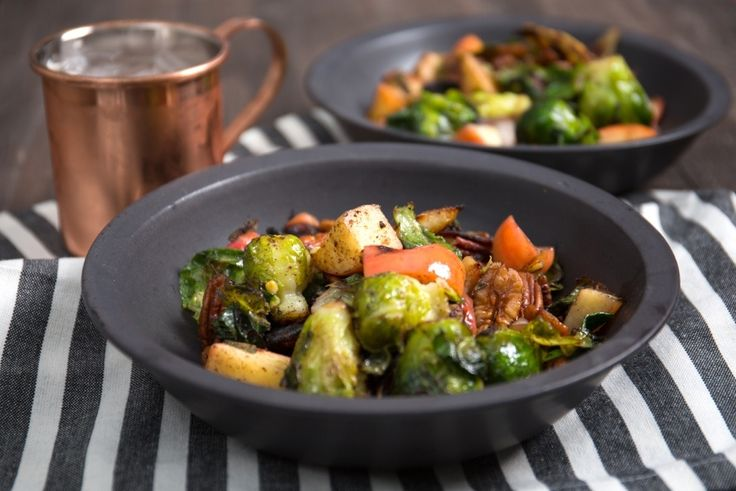 This Fall Harvest Grill Basket is a wonderful veggie side dish to serve with a holiday meal.