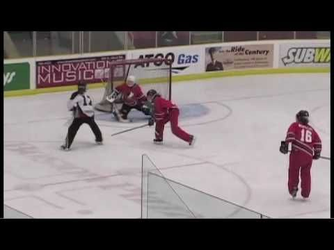 What is Ringette? Ringette Team Canada plays and shows you the rules of the fastest game on ice