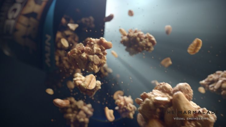 Kelloggs Nutrigrain Commercial from 2015. Done in Softimage, agisoft Photoscan, rendered with Arnold and Redshift.