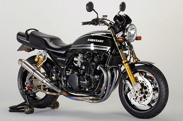 Kawasaki Zephyr 750