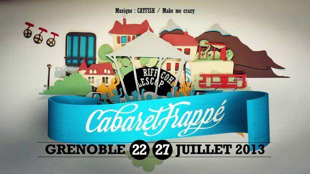 Teaser Cabaret Frappé 2013 on Vimeo