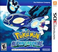 Pokémon Omega Ruby and Pokémon Alpha Sapphire will take players on a journey like no other as they collect, battle and trade Pokémon while trying to stop a shadowy group with plans to alter the Hoenn region forever.