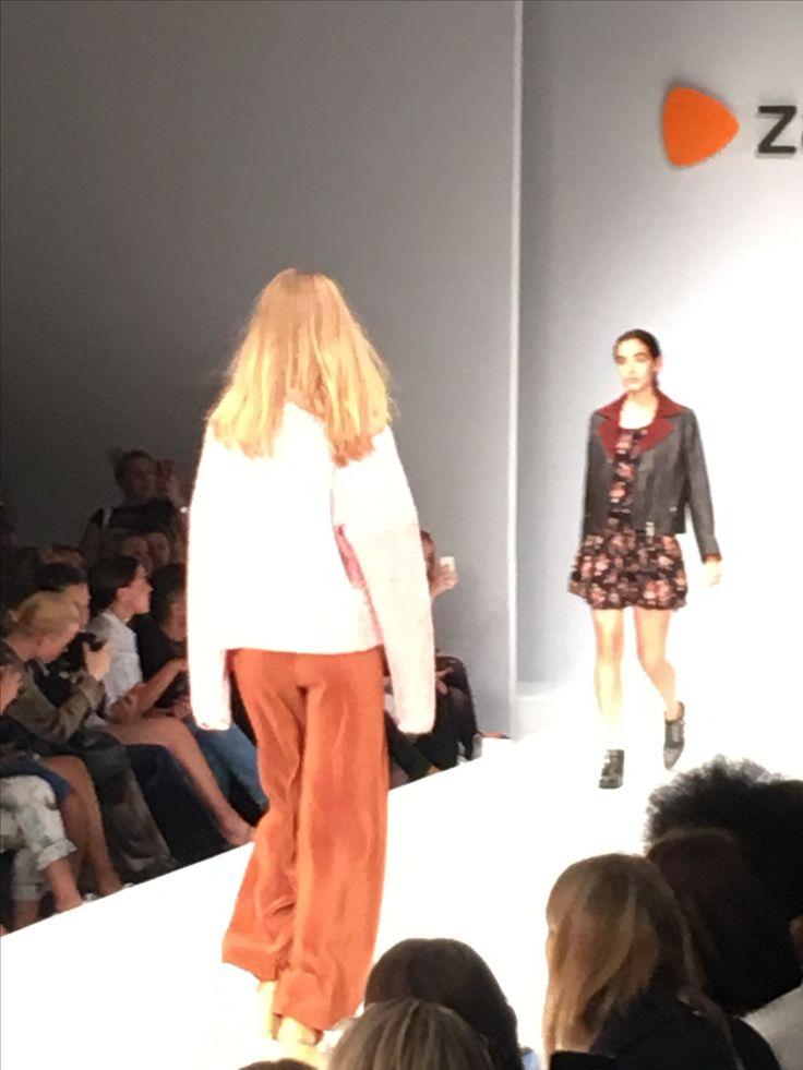 http://fashionweek.se/  Zalando show