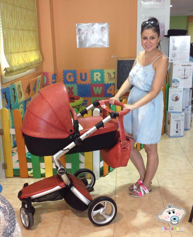¡Buenos días! ¡Hoy comenzamos la semana con muy buenas noticias! ¡Ya ha nacido el bebé de nuestra amiga Maria Soledad Cruz Gomez!   Desde Chupetines todo para bebes le damos la enhorabuena por su precioso bebé y las gracias por confiar en nosotras para elegir sus cositas ¡¡Mirad que preciosidad de carro Mima! ¿Tú también quieres el tuyo? ¡Ven a por él! #Todoparabebés #CórdobaESP ¡Feliz #Lunes!