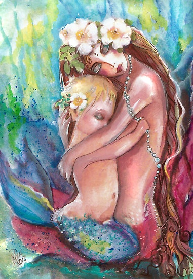 No More Bad Dreams by Robin Pushe'e...  I LoVe my Pisces Child with all my heart...<3