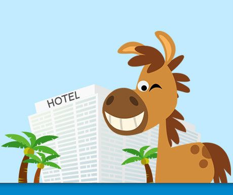 TravelPony The TravelPony.com hotel booking site gives great deals by using social sharing as the primary marketing tool.