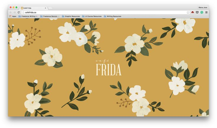 Beautifully Patterned Backgrounds – Use Your Website's Design Elements