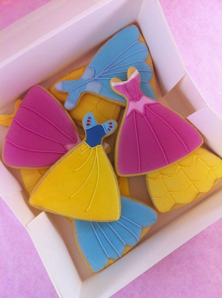 biscotti principesse
