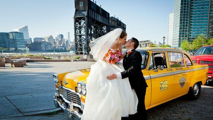 Vintage Wedding New York Photos