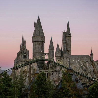 Wizarding World of Harry Potter at Universal Studios Hollywood