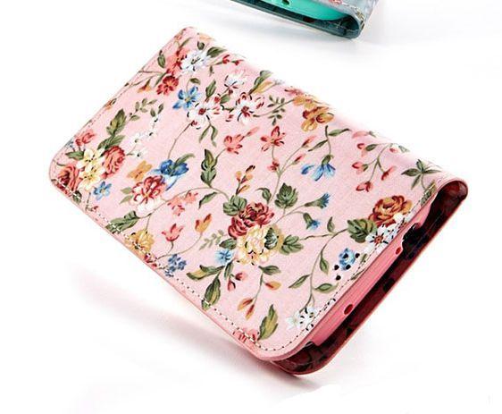 Antique Flower Premium Fashion Flip Case for Galaxy Note Edge