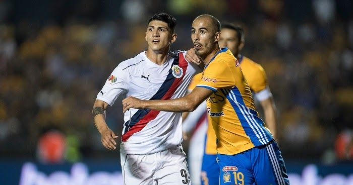 Tigres vs Chivas en vivo Final Clausura 2017 -