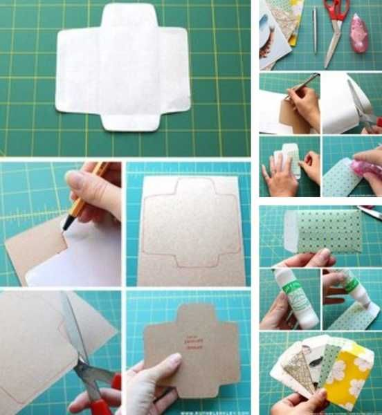 Best 25 handmade paper boxes ideas on pinterest paper for Handmade things from waste material for kids step by step