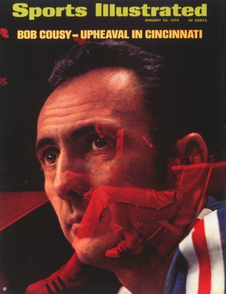 Bob Cousy of The Royals January, 26 1970
