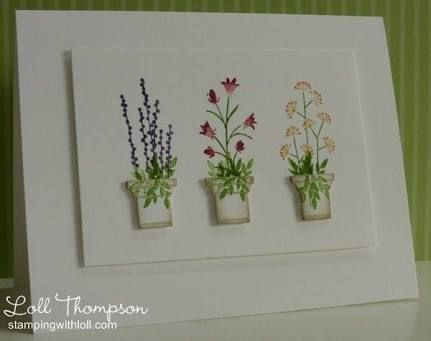 Image result for pocket silhouettes stampin up