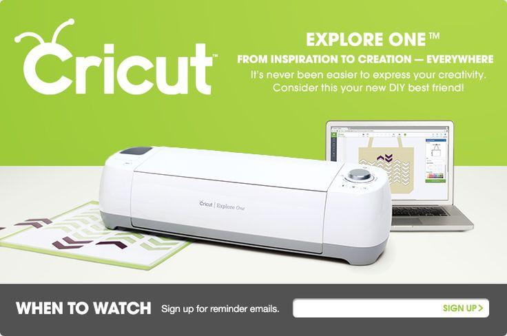 Cricut: Get the Cricut Explore Air First | HSN