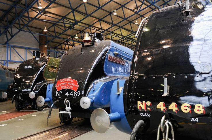 (Credits: Getty) The Best Museums In The UK 2017: National Railway Museum, York: The UK's largest railway museum, the NRM hosts over one MILLION objects depicting the history of rail transport in Britain and the ways in which the industry changed the nation. And for something truly special, why not enjoy a spot of afternoon tea in the museum's beautiful restored carriage?