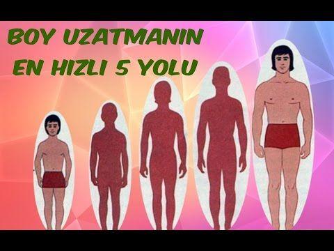 4HAFTADA BOY UZATMA PROGRAMI 1.50sn kadar izleyin IYI SEYIRLER - YouTube
