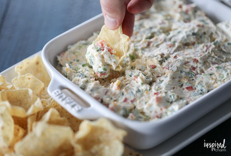 I love having a few go-to dips to prepare for parties or impromptu get-togethers. This Really Good Jalapeño Dip just moved into the Top 5 of my go-to dip recipes. Let me explain. I was back home for a while this past Christmas. During that time there were lots of family gatherings. My dad's wife Michelle had a new dip recipe to share: a jalapeño dip. At first glance, it appeared basic, but one bite proved otherwise. Served chilled, the simple combination of flavors resulted in a really go...