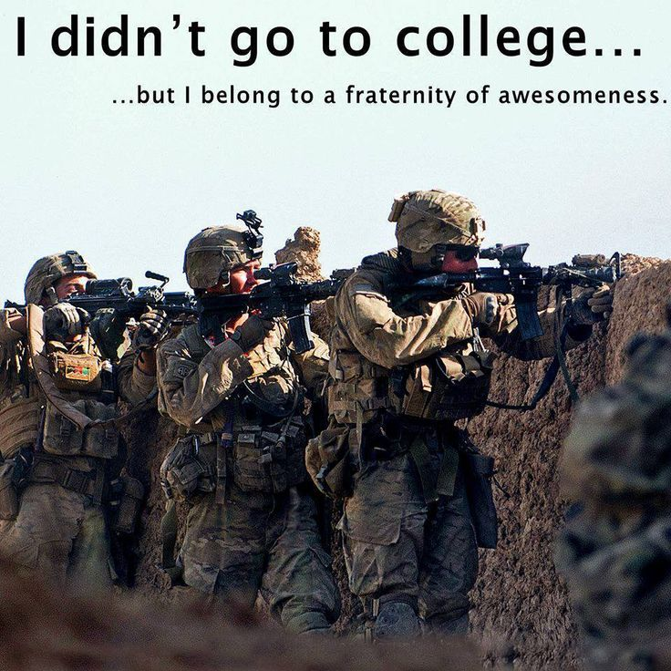 military vs college life Married life vs army life my wife and i have been together for four years and married for one we have a beautiful son who, is now, two years old.