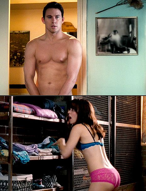 ausCAPS: Channing Tatum nude in The Vow