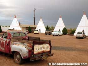 Wigwam Village Motel #6 Holbrook, AZ. One of the most fun places I stayed as a kid!