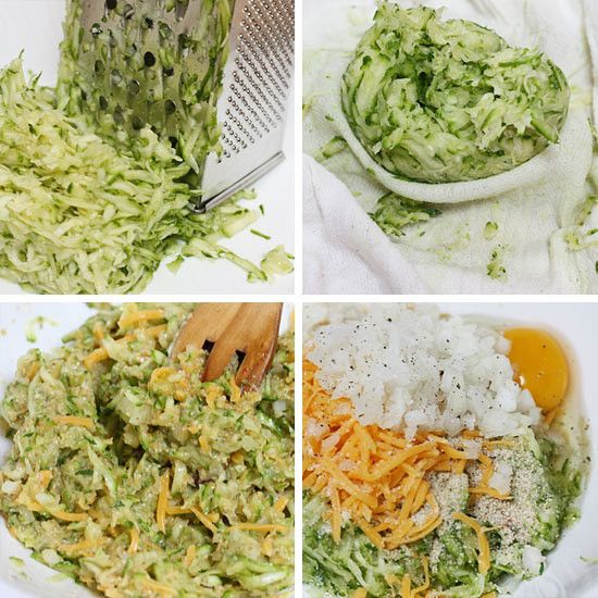 Zucchini Tots | Skinnytaste