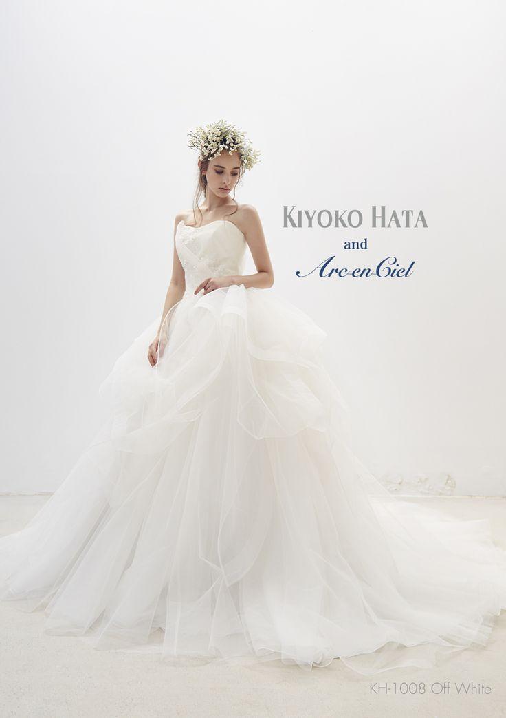 式場決定前に知らないと後悔するかも!キヨコハタのプレタクチュールドレスが作れる結婚式場を発見*にて紹介している画像